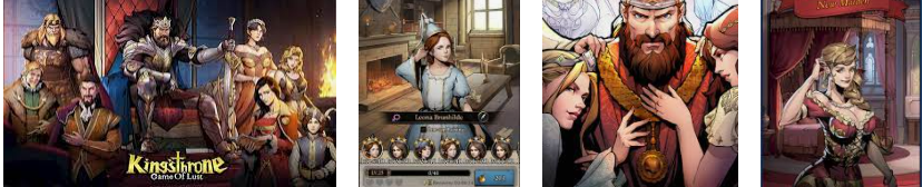 King's Throne Game of Lust Mod Apk